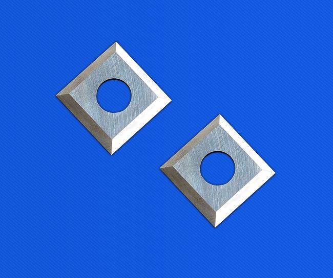 螺旋可换面刀片 14X14X2  TCT