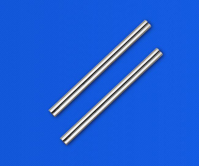 双刃可换面刨刀片  TCT